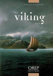 The viking epic - Couverture - Format classique