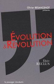 Évolution et révolution - Intérieur - Format classique