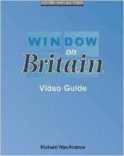 Window on britain 1: video guide - Couverture - Format classique