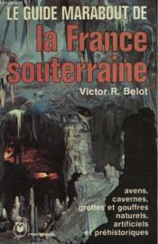 La France Souterraine - Couverture - Format classique