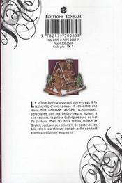 Ludwig revolution t.3 - 4ème de couverture - Format classique