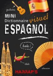 Harrap's mini dictionnaire visuel espagnol - Couverture - Format classique