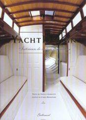 Yacht Design - Intérieur - Format classique