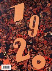 Par les chemins noirs t.1 ; les prologues - 4ème de couverture - Format classique
