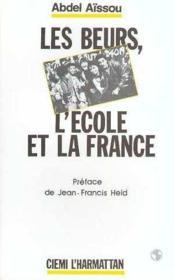 Action Collective Des Jeunes Maghrebins De ... - Couverture - Format classique
