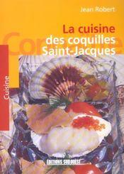 Aed connaitre la cuisine des coquilles st-jacques - Intérieur - Format classique