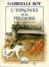 Espagnole Et La Pekinoise (L') - Couverture - Format classique