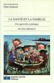 Sante et la famille (la) - Couverture - Format classique