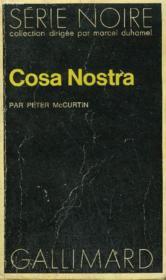 Collection : Serie Noire N° 1508 Cosa Nostra - Couverture - Format classique