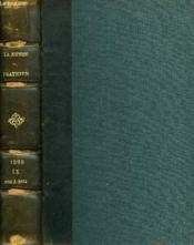 La Revue Du Praticien, Journal D'Enseignement Post-Universitaire, Tome Ix, N°17-26 - Couverture - Format classique