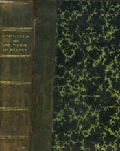 Les Tigres Du Silence - Couverture - Format classique
