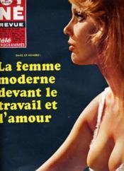 Cine Revue - Tele-Programmes - 48e Annee - N° 40 - El Gringo - Couverture - Format classique