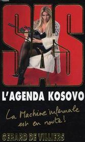 SAS T.171 ; l'agenda Kosovo - Intérieur - Format classique