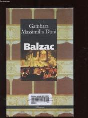 Gambara ; Massimilla Doni - Couverture - Format classique