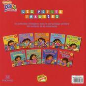 Premiers vers la lecture (éditions 2008) - 4ème de couverture - Format classique