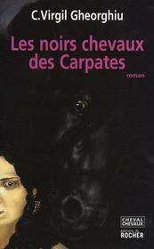 Les noirs chevaux des Carpates - Intérieur - Format classique