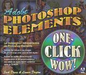Adobe Photoshop Elements Click Wow - Intérieur - Format classique
