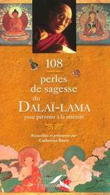 108 perles de sagesse pour parvenir à la sérénité - Intérieur - Format classique