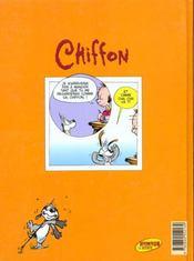 Chiffon T.1 ; La Condition Canine - 4ème de couverture - Format classique