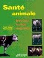 Santé animale ; bovins, ovins, caprins - Intérieur - Format classique