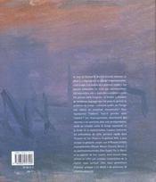 Impressions ; peindre dans l'instant ; les impressionnistes en france 1860-1900 - 4ème de couverture - Format classique
