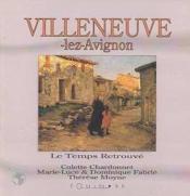 Villeneuve-Les-Avignons - Couverture - Format classique