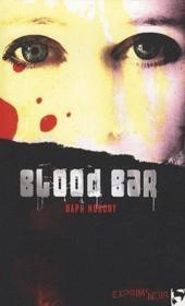 Blood bar - Couverture - Format classique