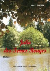 Julie des terres rouges - Couverture - Format classique
