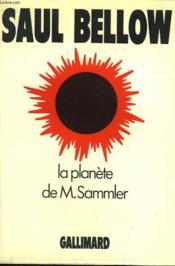La Planete De M. Sammler. - Couverture - Format classique