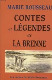 Contes Et Legendes De La Brenne - Couverture - Format classique