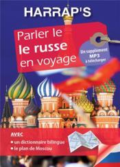 Parler le russe en voyage - Couverture - Format classique