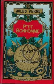 P'Tit-Bonhomme - Couverture - Format classique