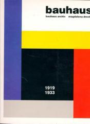 Ad-bauhaus (sc) - Couverture - Format classique
