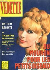 Vedette - N°109 - Du Mouron Pour Les Petits Oiseaux - Couverture - Format classique