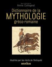 Dictionnaire de la mythologie gréco-romaine - Couverture - Format classique