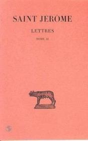 Correspondance t.2 ; livre 23-52 - Couverture - Format classique