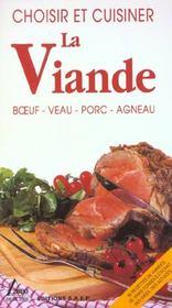 Choisir et cuisiner viande - Intérieur - Format classique