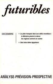 Futuribles N.61 Decembre 1982 - Couverture - Format classique