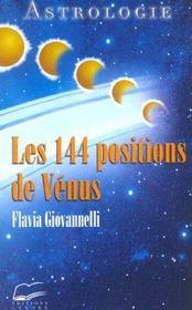 144 Positions De Venus (Les) - Intérieur - Format classique