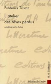 L'Atelier Des Reves Perdus - Couverture - Format classique