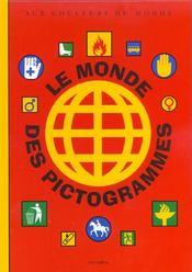 Le monde des pictogrammes - Intérieur - Format classique