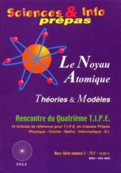 Le noyau atomique - Couverture - Format classique