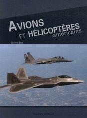 Avions et hélicoptères américains - Intérieur - Format classique