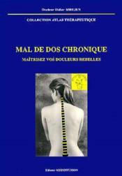 Mal de dos chronique - Couverture - Format classique