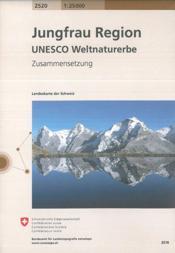 Jungfrau region - Couverture - Format classique