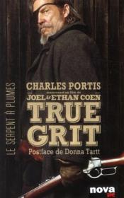 True grit - Couverture - Format classique
