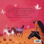 Histoires de cavalières - 4ème de couverture - Format classique