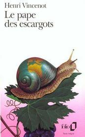 Le Pape Des Escargots - Intérieur - Format classique