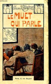 Le Muet Qui Parle - Couverture - Format classique