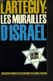 Les Murailles D'Israel - Couverture - Format classique